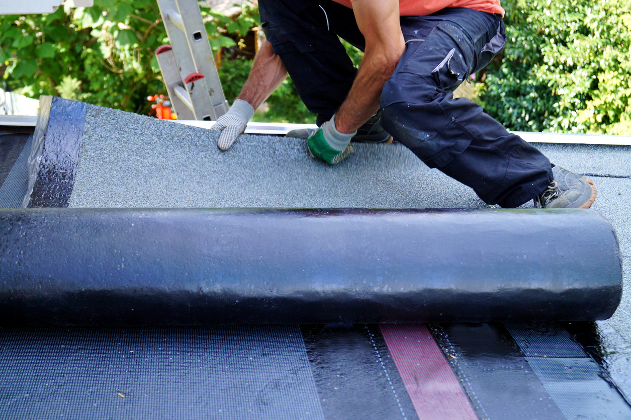 What is The Best Flat Roof Material?